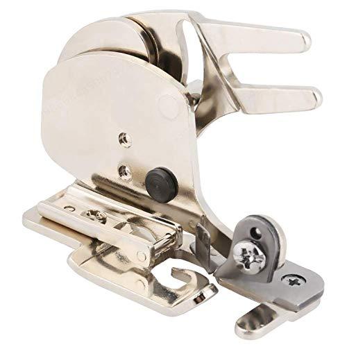 LIUSHUI Prensatelas, pie de Corte Lateral CY-20 Máquina de Coser doméstica Accesorios de Prensa de Acero Overlock