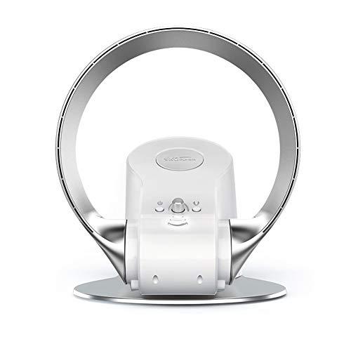 AZYBF Wandventilator, zonder torenventilator, met afstandsbediening, 3 snelheidsniveaus, ventilator, timer, voor slaapkamer, woonkamer, studio, 220 V