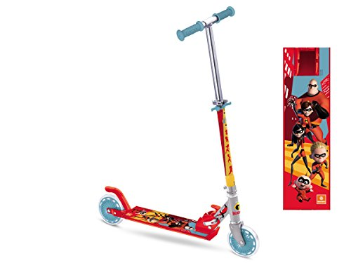 Wereld 28367 – scooter aluminium 2 wielen Incredibles 2