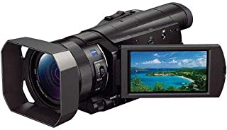 Sony Full HD Handycam Camcorder, Black [HDR CX900]
