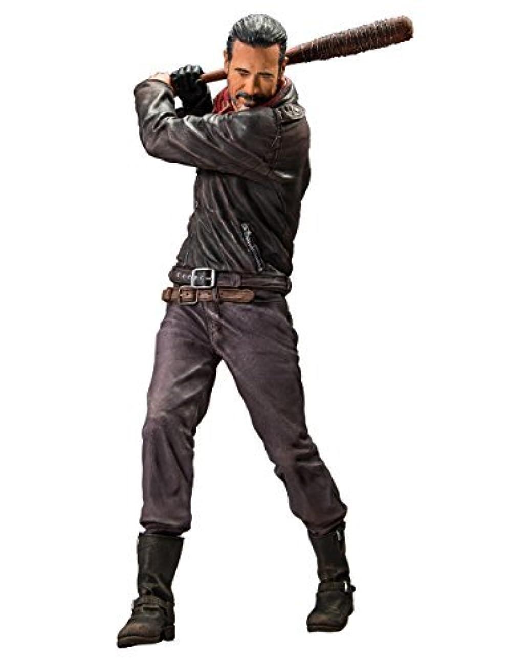 心理的にニコチンつま先McFarlane Toys The Walking Dead 10-inch Negan Deluxe Figure [並行輸入品]