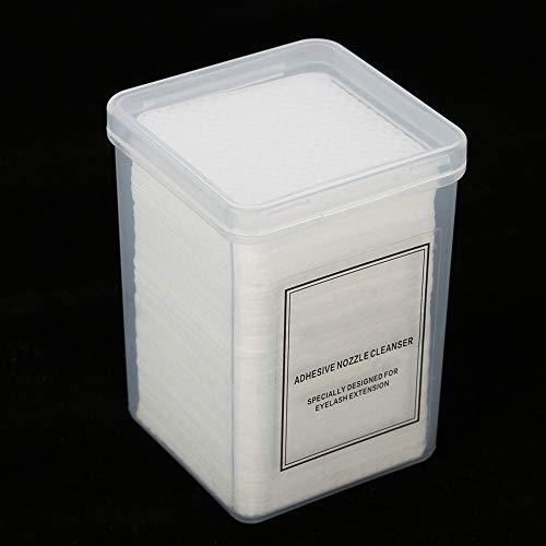 200 unids/set de almohadilla de algodón para uñas, papel, esmalte de manicura, limpiador de eliminación de Gel, toallita, almohadilla de algodón sin pelusa, almohadilla de eliminación de gel para esma
