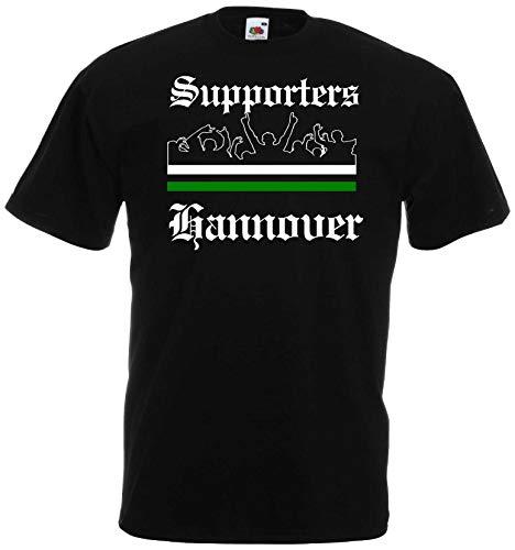 Hannover Herren T-Shirt Supporters Ultras