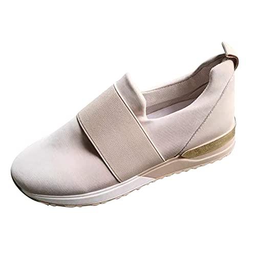 Zapatillas de Deporte Mujer Zapatillas de Deporte Hombre Parejas Zapatos Running Deportivos...