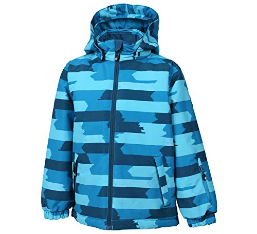 Color Kids Dikson Padded Ski Jacket AOP