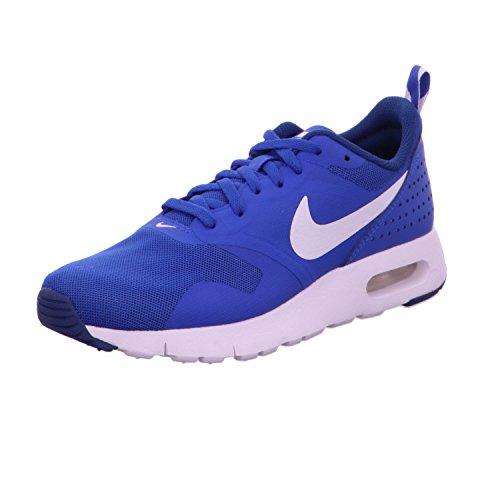 Nike Air MAX Tavas (GS), Zapatillas de Running Hombre, Hyper Cobalt/White-Drk Ryl Bl, 38.5 EU