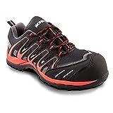 Zapato de Seguridad Trail Rojo S1P