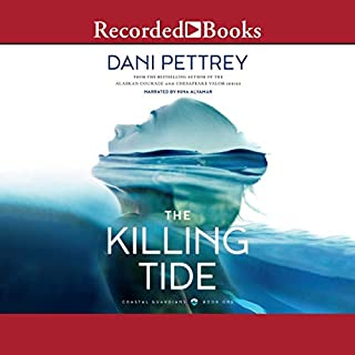 The Killing Tide audiobook cover art