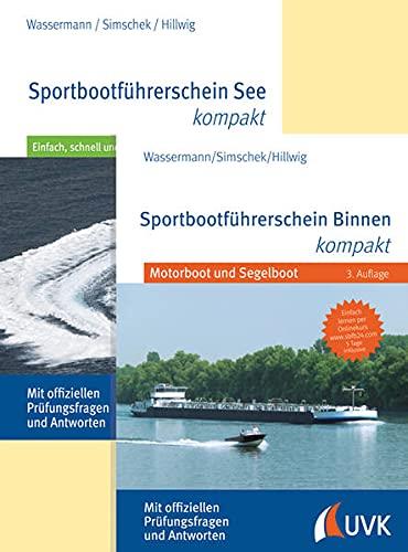 Sportbootführerscheine Binnen und See: Bundle der beiden Bände