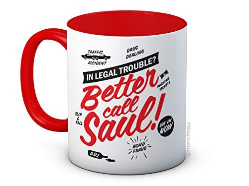 Better Call Saul - Breaking Bad - Taza De Café De Cerámica