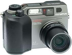 Olympus C-3000 3.2MP Digital Camera w/ 3x Optical Zoom