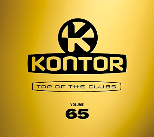 Kontor Top Of The Clubs Vol. 65 (Limited Edition inkl. Kontor USB PowerBank)