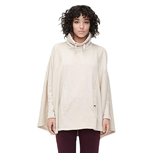 UGG Pichot Poncho Oatmeal Heather MD/LG