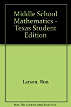 McDougal Littell Math Course 1: Student Edition Course 1 2007
