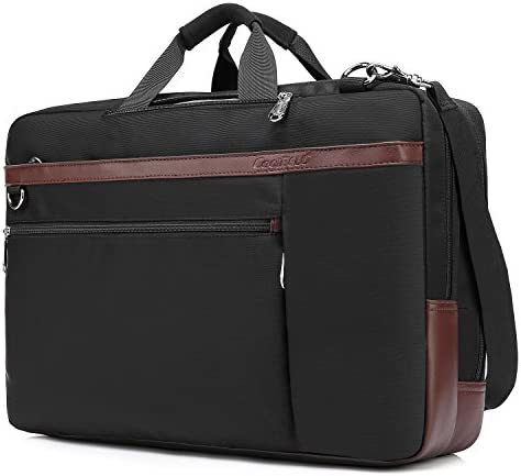 CoolBELL Convertible Backpack Shoulder Bag Messenger Bag Laptop Case Business Briefcase Leisure product image