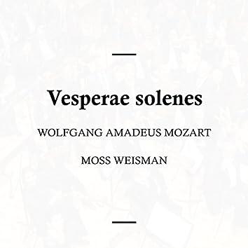Mozart: Vesperae solenes