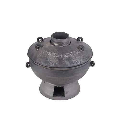 LRHD Hogar tradicional carbón-tierra-calentamiento