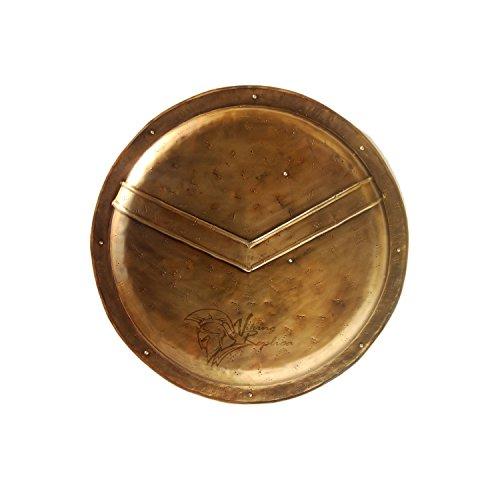 ANTIQUENAUTICAS Medieval 300 Spartan Schild 26