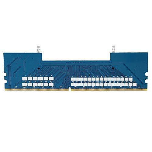 DIMM-Speicher-RAM-Anschlusskarten, professioneller Laptop DDR4 SO-DIMM zu Desktop DIMM-Speicher-RAM-Anschlusskarten Speichermodul von 260 bis 288, Überstromschutz Design Langlebig