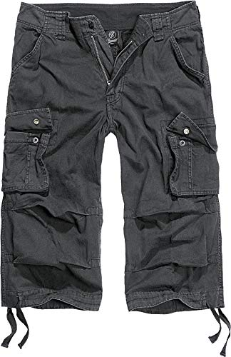 Brandit Urban Legend 3/4 Short Schwarz XL