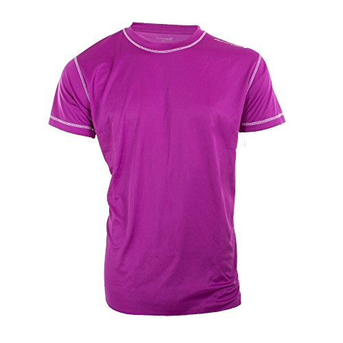 Softee Equipment T-Shirt Running Saïd Runaway Jim Couleur Violet Taille XXL