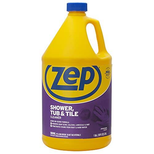 Zep ZUSTT128 Shower Tub and Tile Cleaner, 128, Blue