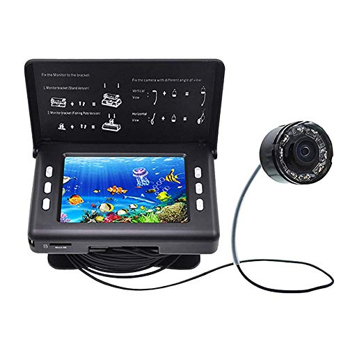 Kyman Fish Finder - sous-Marin HD Video Fish Finder,...