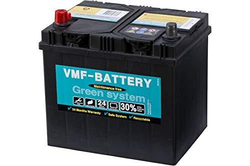 VMF | Calcium accu 12V 60Ah 56069