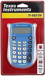 Texas Instruments TI-503SV Pocket Calculator