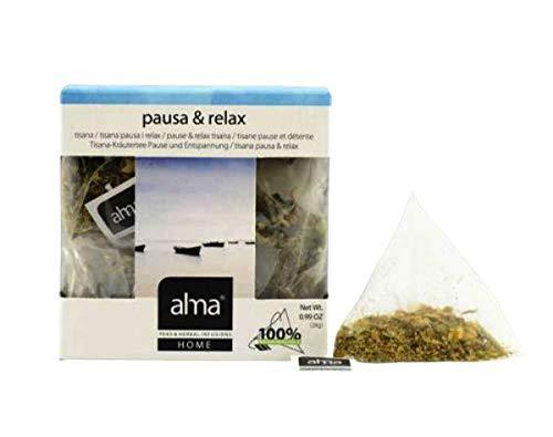 Alma Pausa & Relax Tisana - 15 Piramides