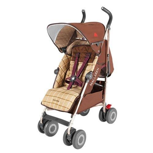 Maclaren Techno XT Albert Thurston Silla de paseo - ligero, para recién nacidos...