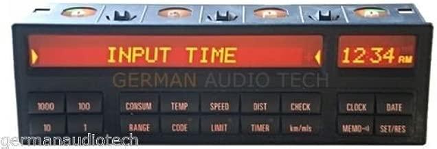 18 BUTTON OBC for BMW E36 ON BOARD COMPUTER CHECK CONTROL 1992-1999 318 325 328 M3 65818357684
