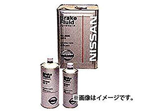 NISSAN(ニッサン) 日産純正 No.2500 DOT3 ブレーキフルード 0.5L KN100-3000511