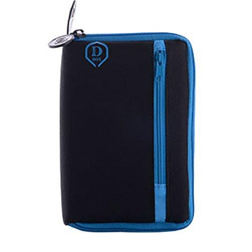 ONE80 - Dartbox Blau