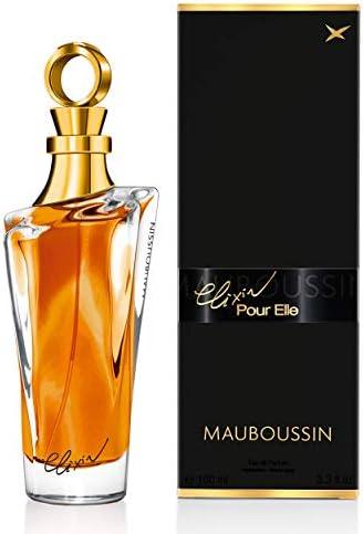 Mauboussin Elixir Pour Elle Eau De Parfum Spray for Women, 100 ml