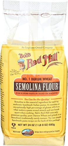 Bob's Red Mill, Semolina Flour, 1.5 lb