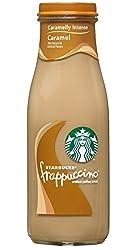Starbucks Frappuccino, Caramel, 13.7 oz