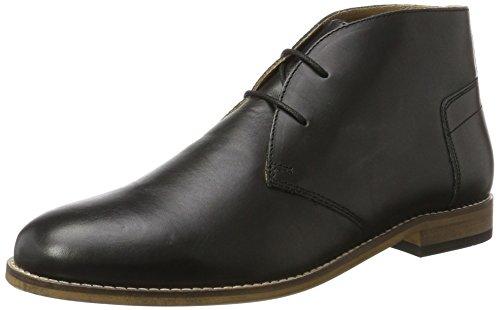 Hudson Herren Arkin Chukka Boots, Schwarz (Black), 43 EU