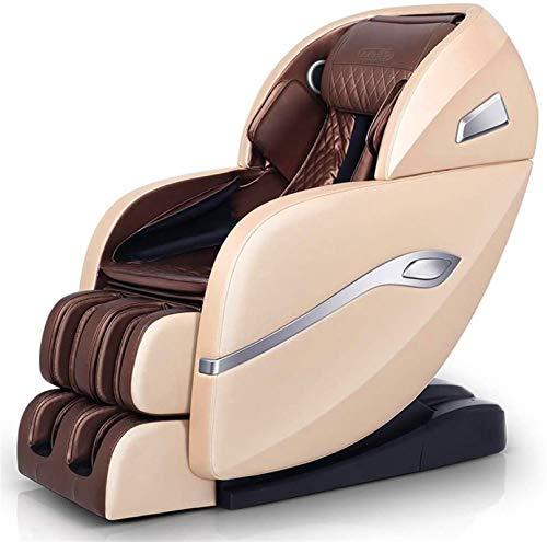 Sillón de masaje Masaje, Sillón de masaje Cervicales Hombro Cintura Inicio Nueva-automático completo de todo el cuerpo espacial Automático de cabina de lujo del sofá por la silla de oficina de edad av