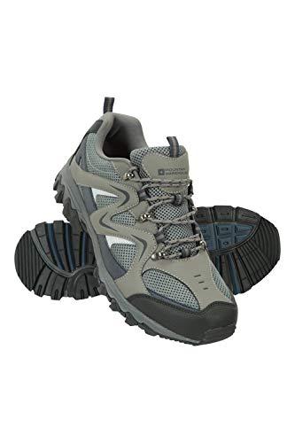 Mountain Warehouse Jungle Mens Walking Shoes - Lightweight Running Shoes,...