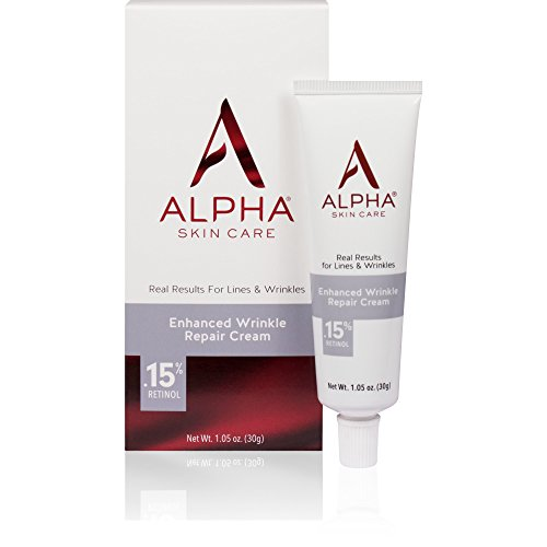 Alpha Skin Care Enhanced Wrinkle Repair Cream