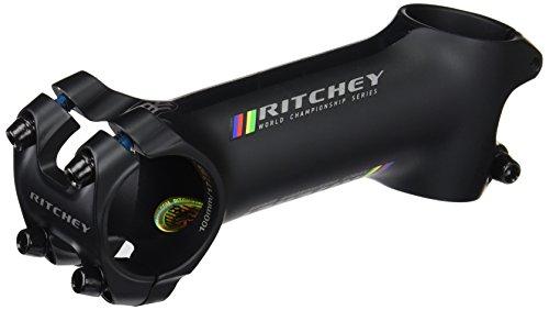 Ritchey WCS C220 Blatte Potencia Bicicleta, Negro, 17º 80 mm