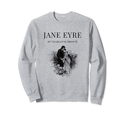 Jane Eyre Charlotte Bronte Portada Página de título Sudadera