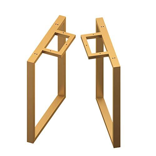 Base de escritorio Patas de mesa de comedor de hierro forjad
