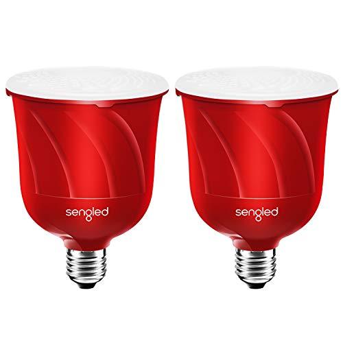 bombilla con bocina de la marca Sengled
