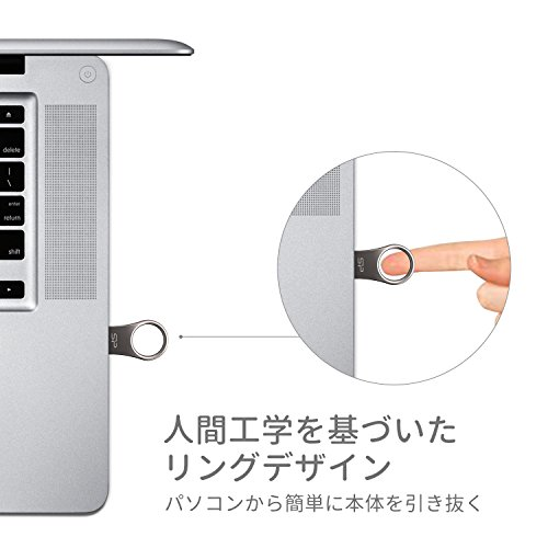 シリコンパワーUSBメモリ32GBUSB3.1/USB3.0亜鉛合金ボディ防水防塵耐衝撃永久保証PS4動作確認済JewelJ80SP032GBUF3J80V1TJA