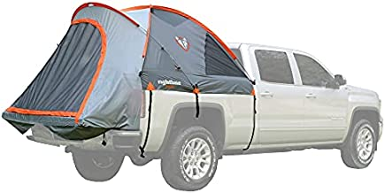 Rightline Gear 110765 Mid-Size Short Truck Bed Tent 5' , Gray