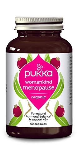 Pukka Herbs Pukka Organic Menopause Serenity, 0.183 kg, 60 Units