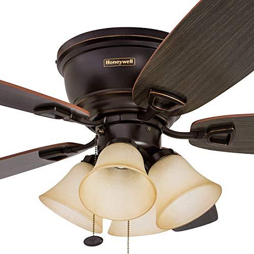 Honeywell Glen Alden 52'ventilador de techo