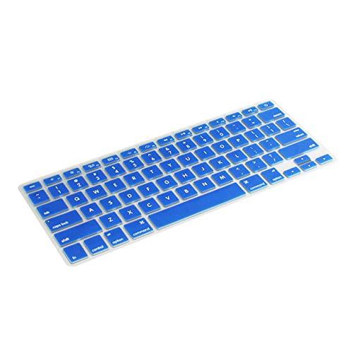 Ballylelly Laptop Silikon Tastaturfolie Wasserdicht und staubdicht Dünne Tastatur Schutzfolie Abdeckung Staubschutz Hauthülle